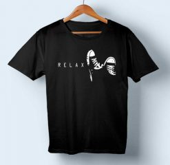 Relax with Sneakers T-shirt