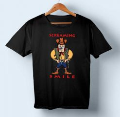 Screaming Smile T-shirt