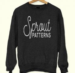 Sprout Patterns Sweatshirt