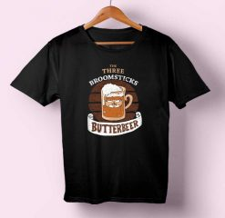 The Three Broomsticks Butterbeer T-shirt