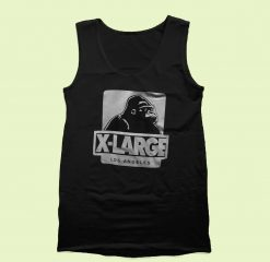 X-Large Los Angeles Tank Top Mens Tank Top Womens