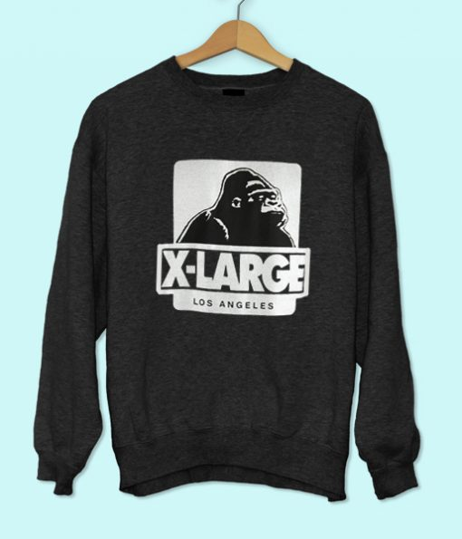 X-Large Los Angeles Sweatshirt