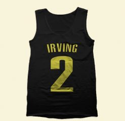 Irving Number 2 Tank Top Mens Tank Top Womens