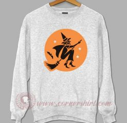 Witch silhouette Sweatshirt