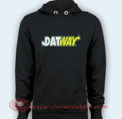 Hoodie pullover - Datway