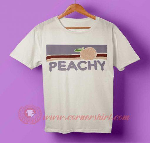 Peachy Custom Design T shirts
