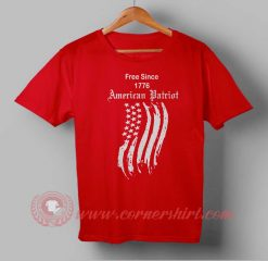 Buy T shirt American Patriot Independence Day T shirt