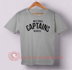West Coast Captain T-shirt