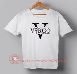 Best Virgo Are The King Custom Design T shirts