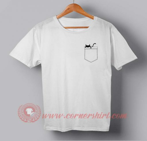 Po Cat Custom Design T shirts