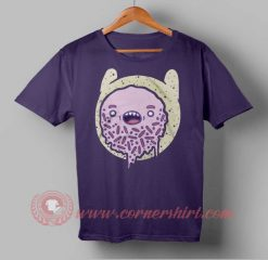 Adventure Time Donuts Custom Design T shirts