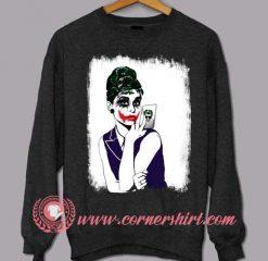 Beautiful Jogirl Halloween Sweatshirt