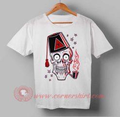 Bones Satanic Halloween T shirt