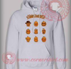 Famous Pumpkin Halloween Hoodie