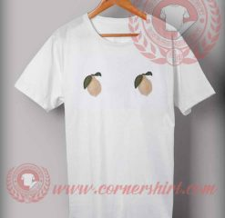 Lemon Boobs Fruit T shirt
