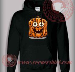 Sponge Bob Pumpkin Hoodie