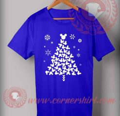 X mas Mickey Head T shirt Funny Christmas Gifts For Friends