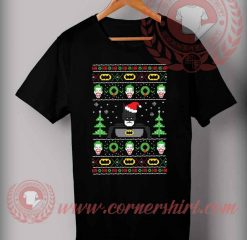 Batman Ugly Christmas T shirt Funny Christmas Gifts For Friends