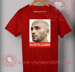 Zayn Malik Dusk Till Dawn T shirt
