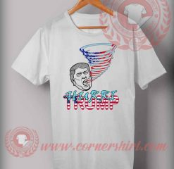 Hurri Trump Hurricane T shirt