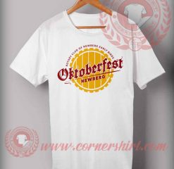 Cheap Custom Made Newberg Octoberfest T shirts
