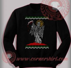 Angel Of Death Sweatshirt Funny Christmas Gifts For Friends