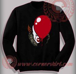 Balloon Pennywise Sweatshirt