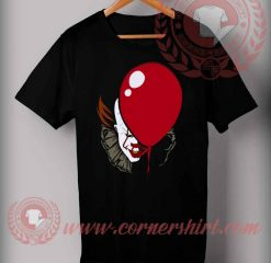 Balloon Pennywise T Shirt