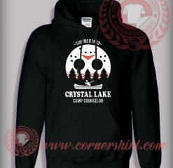 Crystal Lake Camp Counselor Hoodie