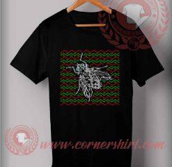 Christmas Fly T shirt