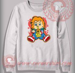 Chucky Satnight Sweatshirt