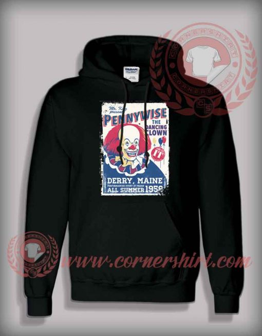 The Dancing Clown Hoodie
