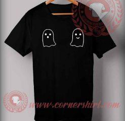 Boo Boobs Halloween T Shirt