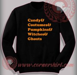 All Family Halloween Sweatshirt
