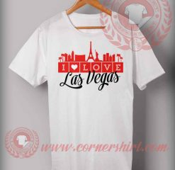 Love Las Vegas T shirt