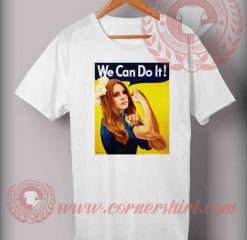 We Can Do It T Shirt