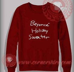 Beyonce Holiday Sweater