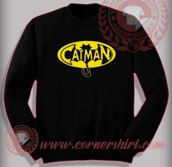 Catman Crewneck Sweatshirt