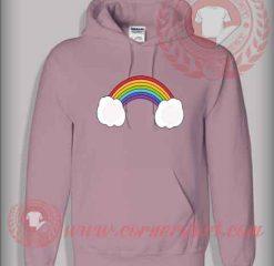 Cloud Rainbow Pullover Hoodie