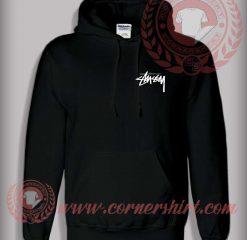 Stussy Logo Pullover Hoodie