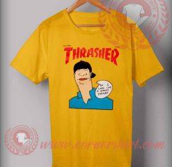 Thrasher Gonz Cover T shirt