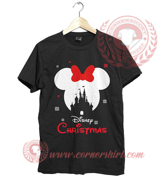 fff3c1092a3935 Mickey Mouse Disney Christmas T shirt - On Sale By Cornershirt.com
