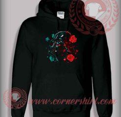 Dark Side of The Bloom Custom Design Hoodie