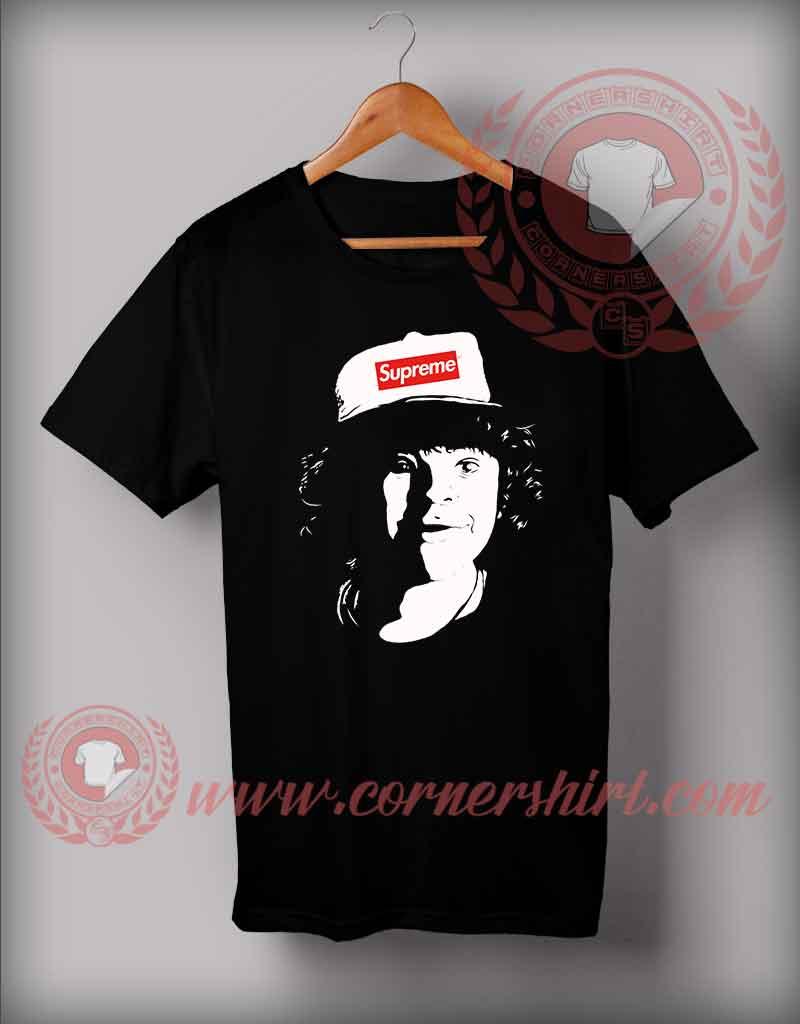 Dustin Supreme Tshirt Jpg