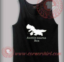 Custom Shirt Design Autiesaurus rex Tank Top