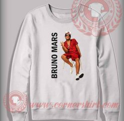 Bruno Mars 24k Album Custom Design Sweatshirt