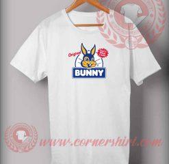 Bunny Bread Custom Design T shirts