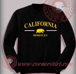 California Berkeley Custom Design Sweatshirt
