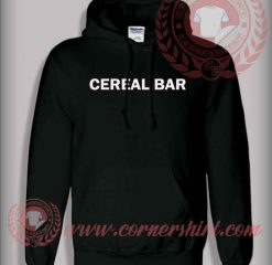 Cereal Bar Custom Design Hoodie