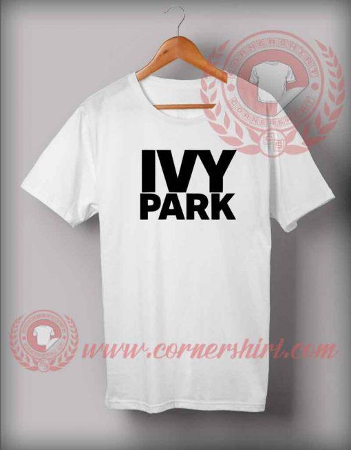 Ivy Park Custom Design T shirts